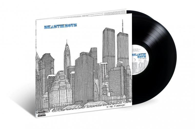 Image of   Beastie Boys - To The 5 Boroughs - Vinyl / LP