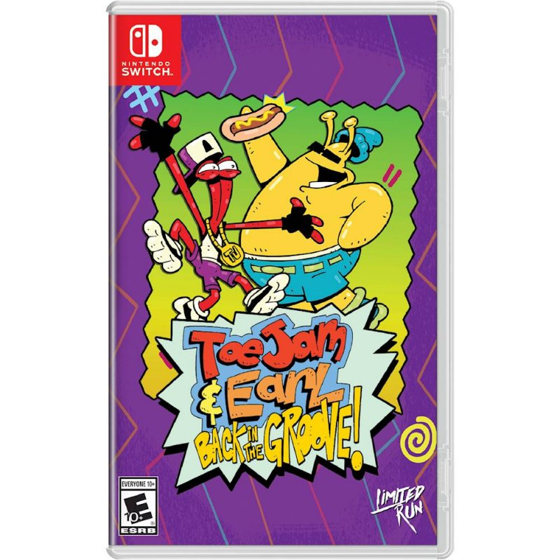 Image of   Toejam & Earl: Back In The Groove (import) - Nintendo Switch