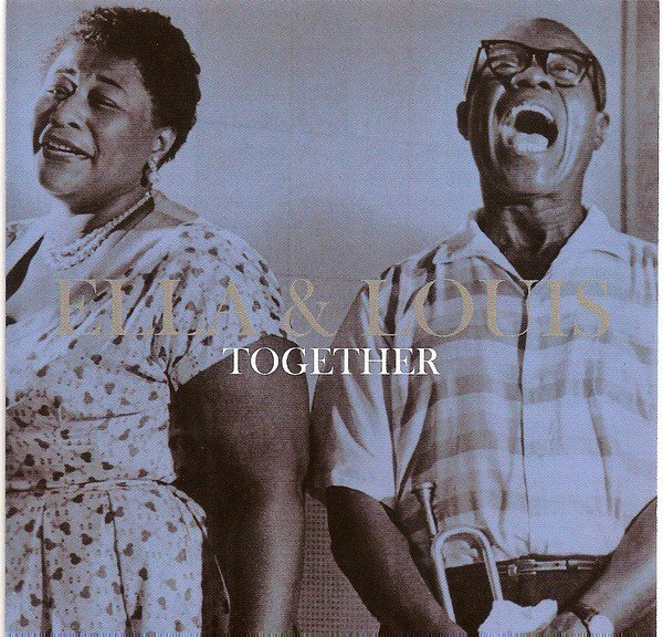 Image of   Ella Fitzgerald & Louis Armstrong - Together - CD