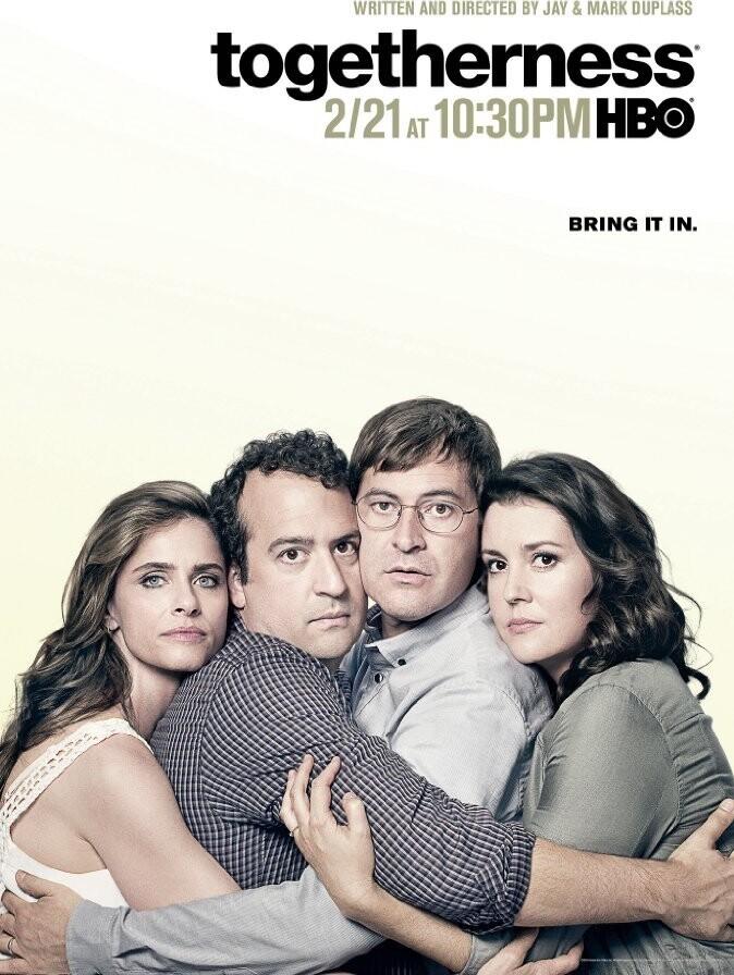Togetherness - Sæson 2 - Hbo - DVD - Tv-serie