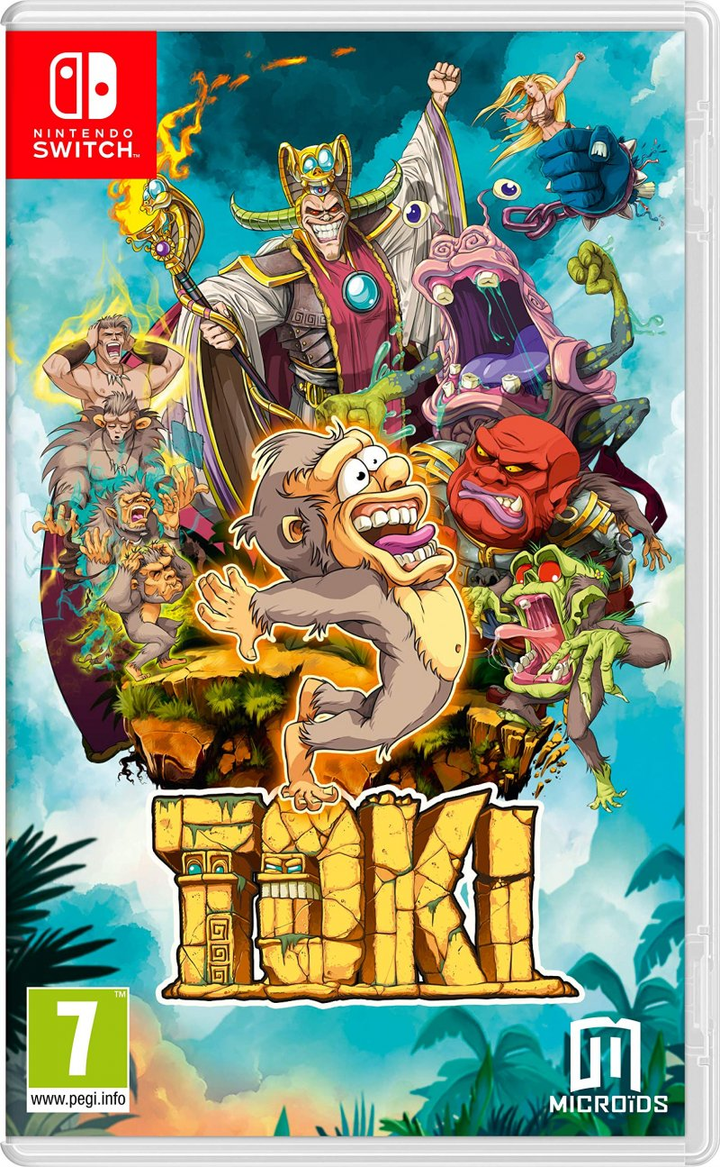 Image of   Toki - Nintendo Switch