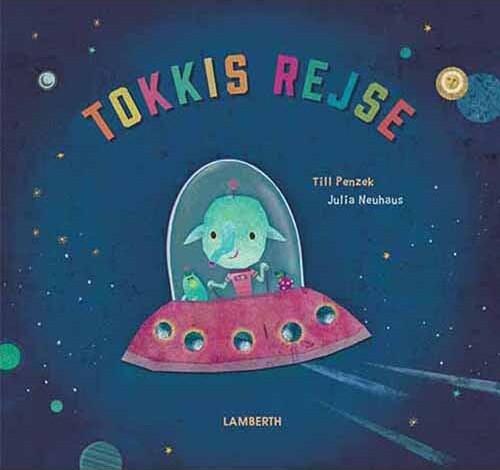 Billede af Tokkis Rejse - Julia Neuhaus - Bog