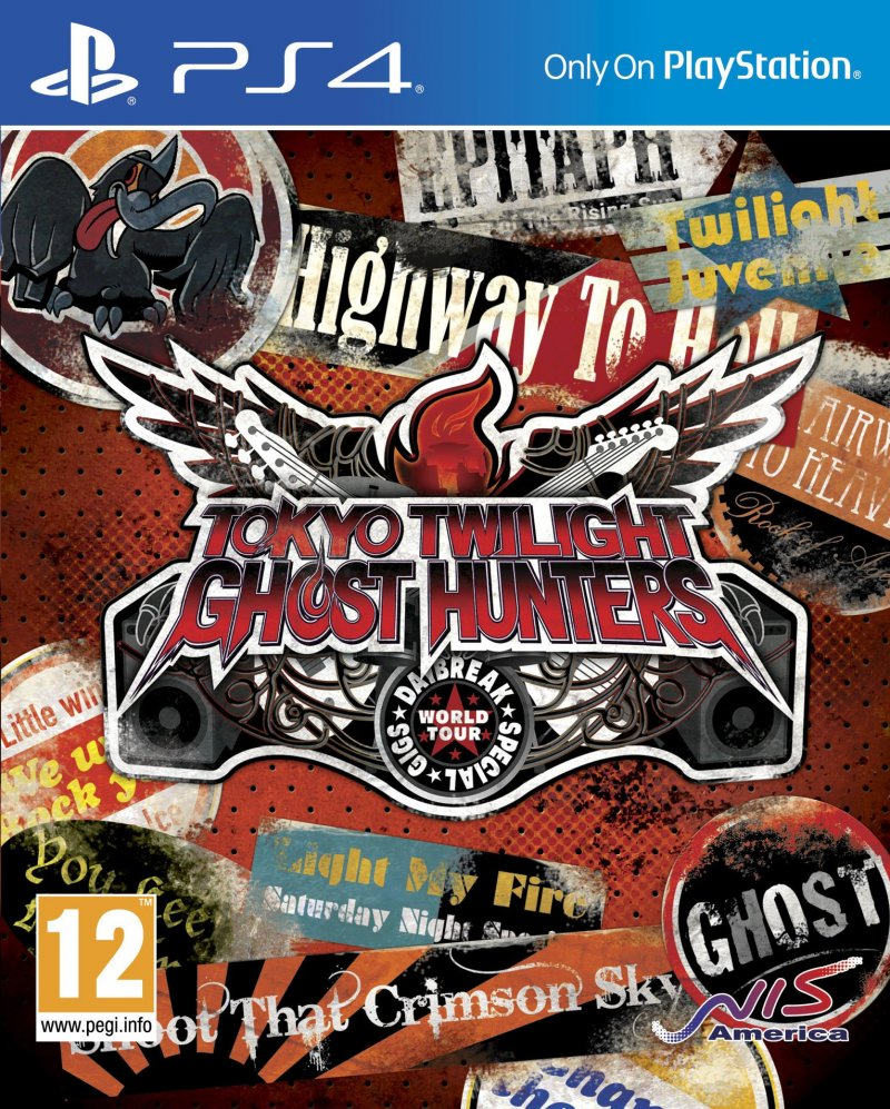 Image of   Tokyo Twilight Ghost Hunters: Daybreak Special Gigs - PS4