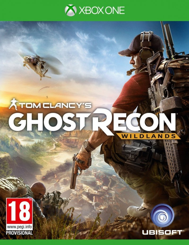 Tom Clancys Ghost Recon: Wildlands - Xbox One