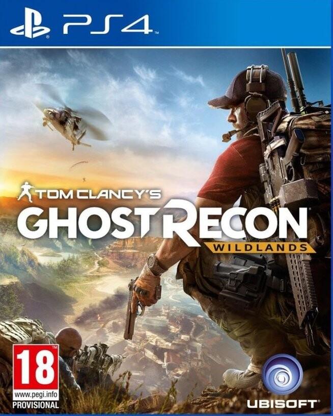 Image of   Tom Clancys Ghost Recon: Wildlands - PS4