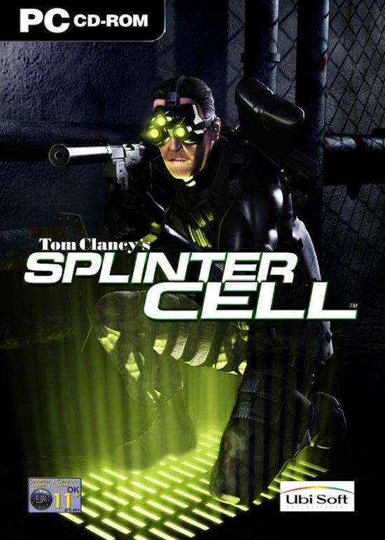 Image of   Tom Clancys Splinter Cell - Dk - PC