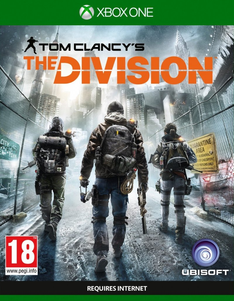 Tom Clancys - The Division - Xbox One