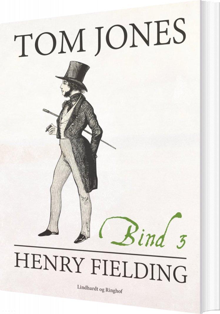 Image of   Tom Jones Bind 3 - Henry Fielding - Bog