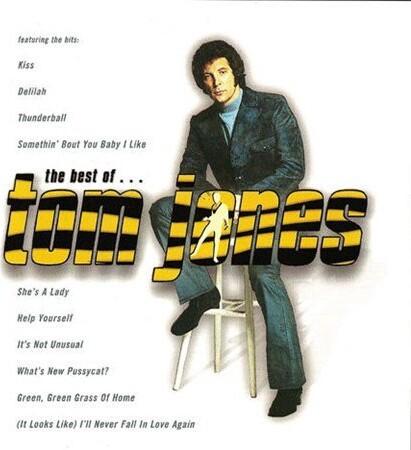 Image of   Tom Jones - Greatest Hits - CD