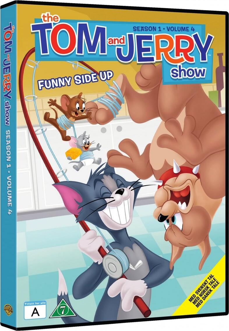 Billede af Tom Og Jerry - Sæson 1 - Volume 4 - DVD - Film