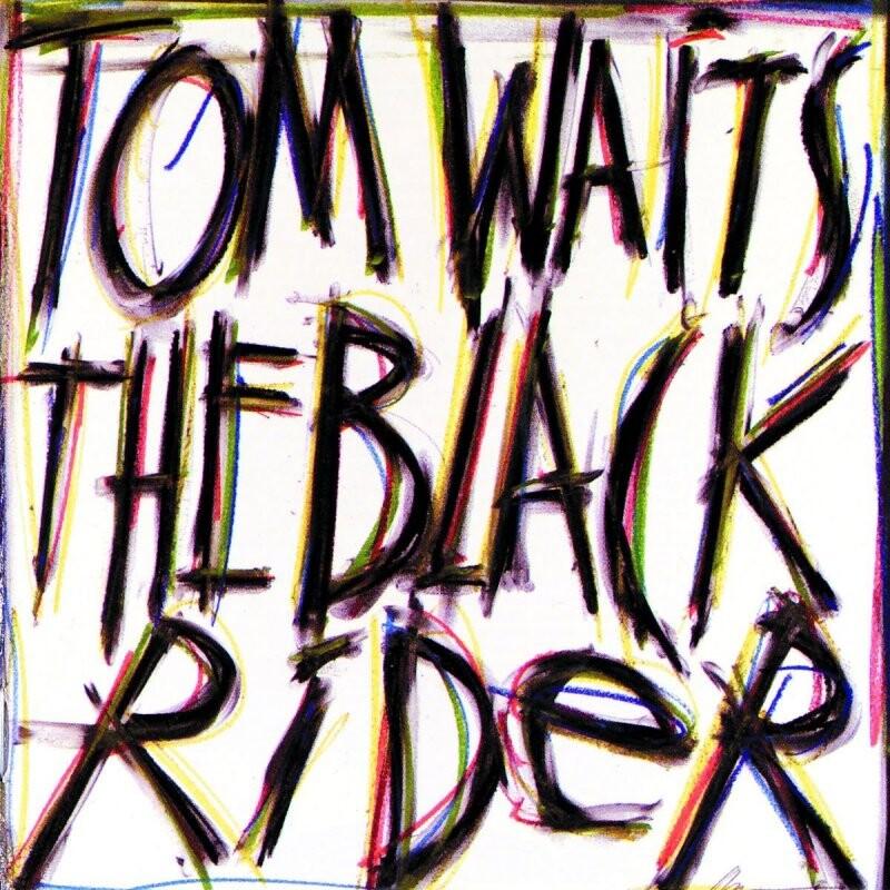 Image of   Tom Waits - The Black Rider - CD
