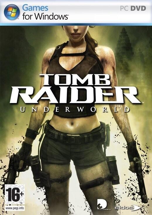 Image of   Tomb Raider: Underworld - PC