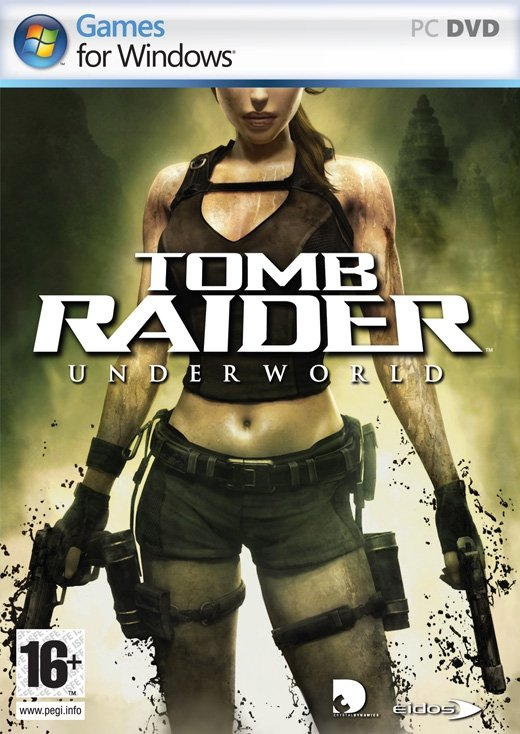 Image of   Tomb Raider: Underworld - PC