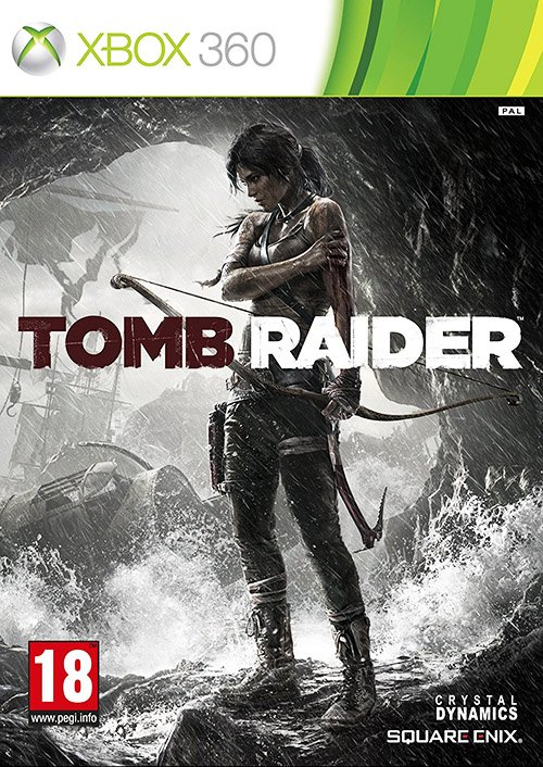 Image of   Tomb Raider - Xbox 360