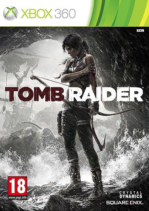 Image of   Tomb Raider - Xbox 360