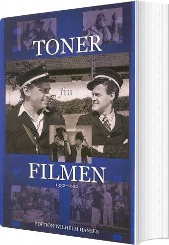 Toner Fra Filmen - Ulla Hjorth Nielsen - Bog