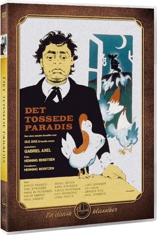 Image of   Det Tossede Paradis - 1962 - DVD - Film