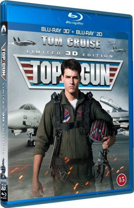 Image of   Top Gun - Limited Edition (3d + 2d Blu-ray) -
