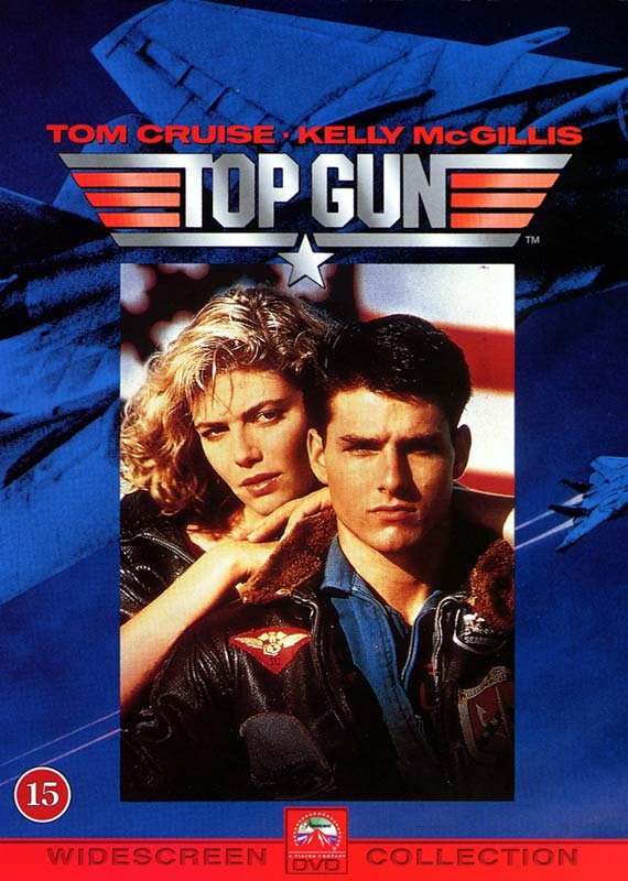 Image of   Top Gun - DVD - Film