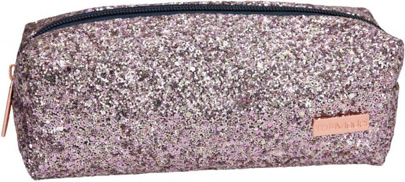 1e495d30a3a7 Top Model Tube Penalhus Med Glitter - Pink