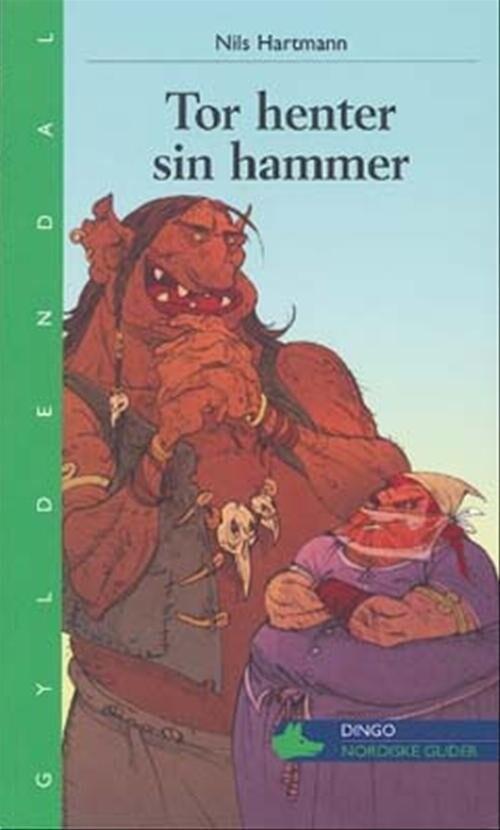 Image of   Tor Henter Sin Hammer - Nils Hartmann - Bog
