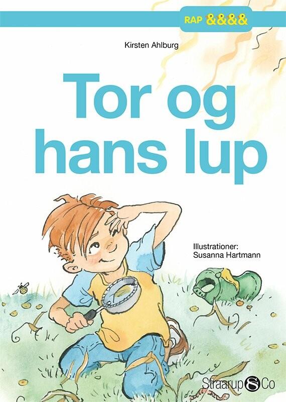 Billede af Tor Og Hans Lup - Kirsten Ahlburg - Bog