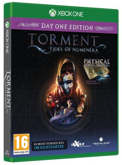 Torment: Tides Of Numenera (day 1 Edition) - Xbox One