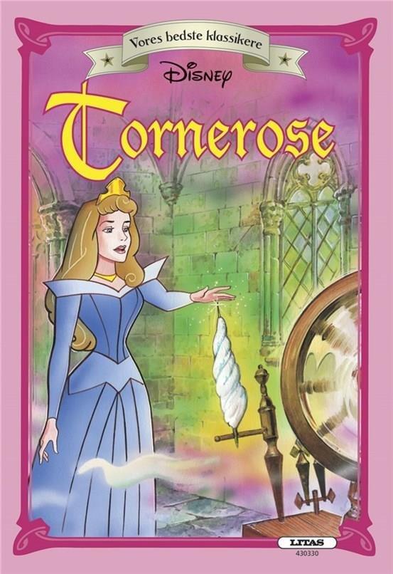 Vores Bedste Klassikere: Tornerose - Disney - Bog