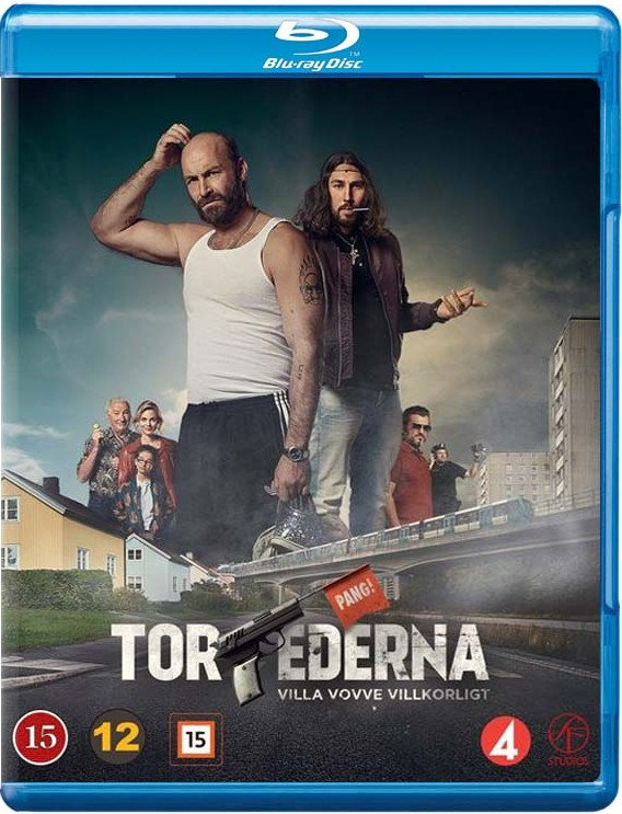 Image of   Torpederna - Sæson 1 - Blu-Ray - Tv-serie