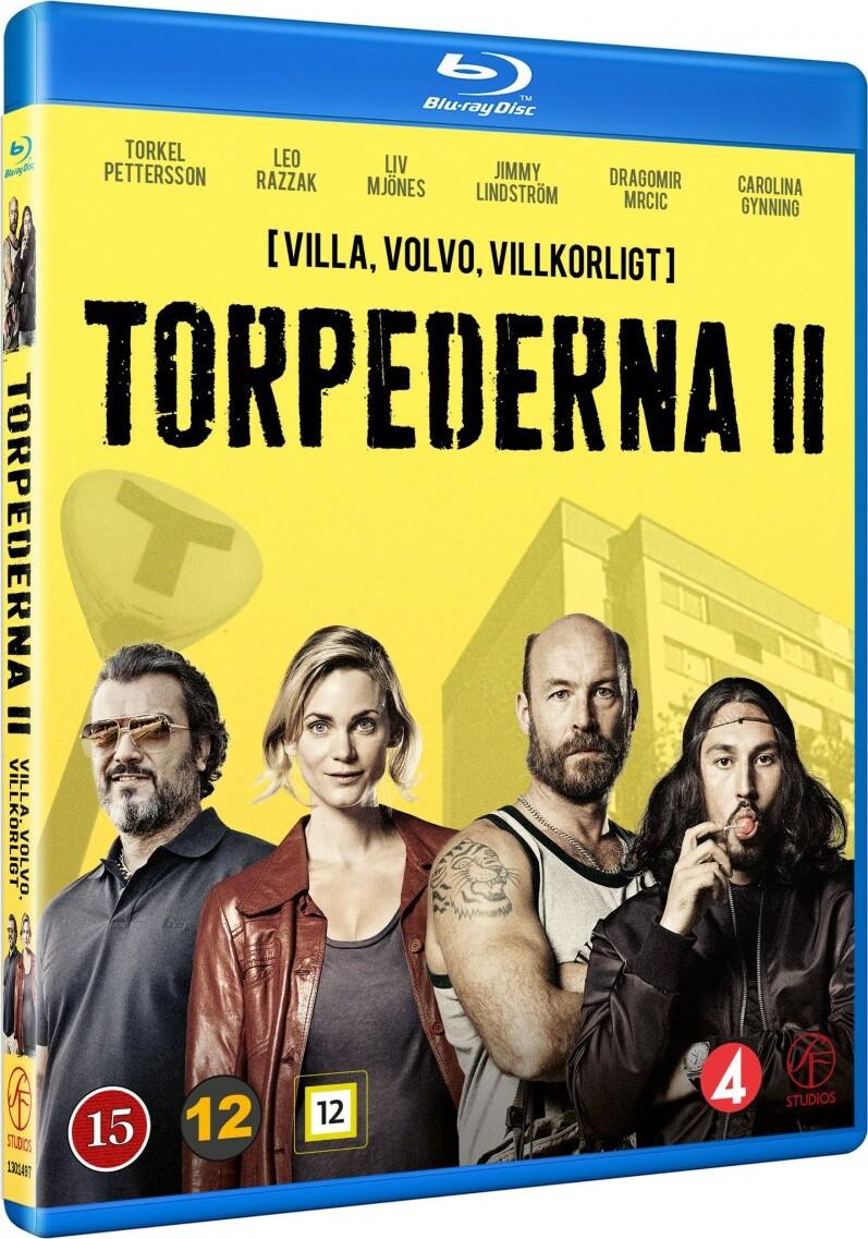 Torpederna - Sæson 2 - Blu-Ray - Tv-serie