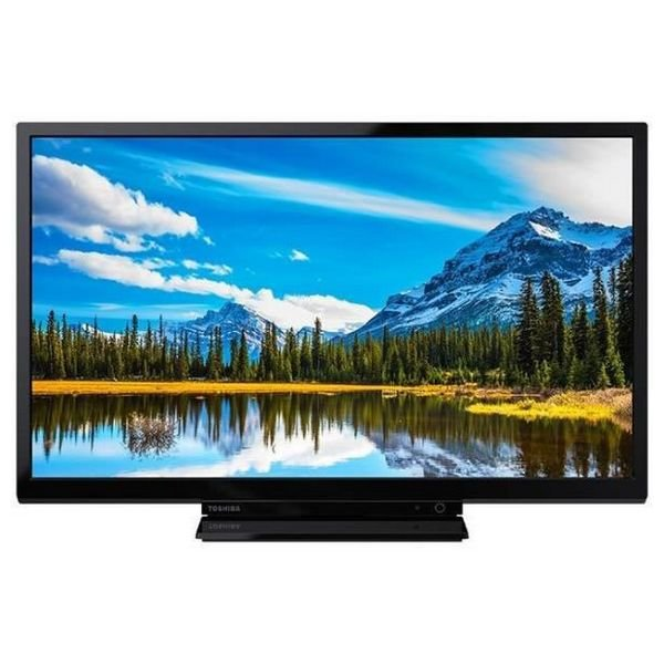 "Image of   Toshiba 24"" Smart Tv - Hd-ready Wifi Dolby Bluetooth - 24w2963dg - Sort"