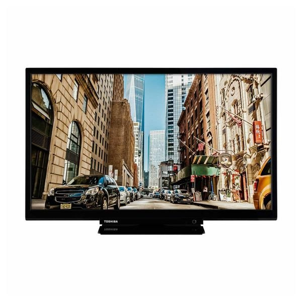 "Image of   Toshiba 24"" Tv 24w1963dg - Hd-ready Led"
