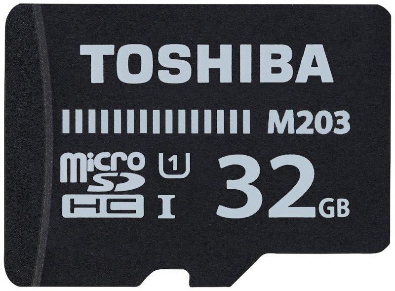 Image of   Toshiba Micro Sd-kort - 32gb 100 Mb/s Uhs Class 10