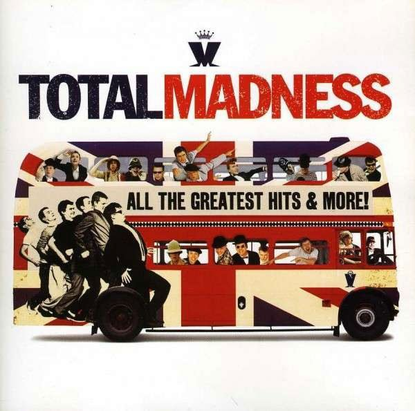 Image of   Madness - Total Madness - All The Greatest Hits And More - CD