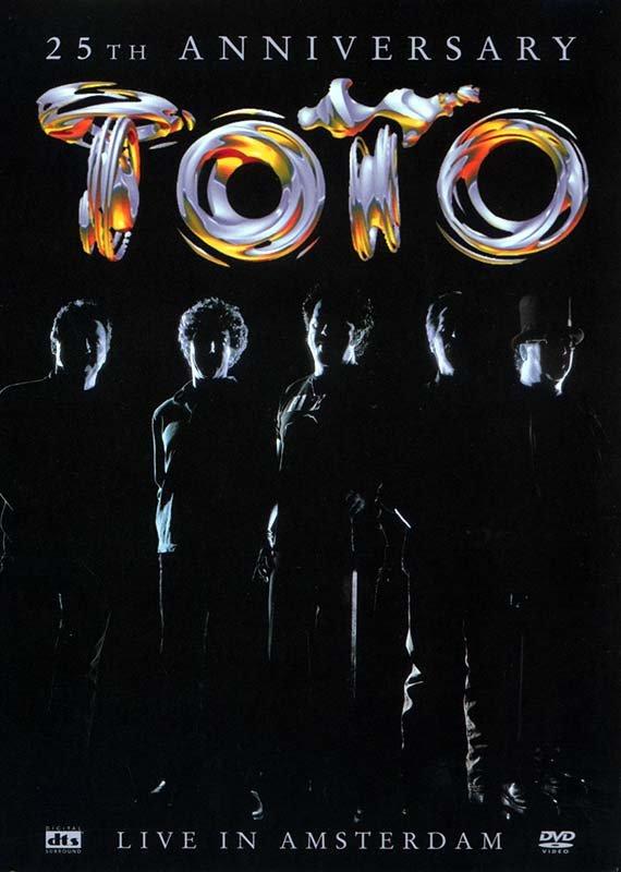 Billede af Toto - Live In Amsterdam - DVD - Film