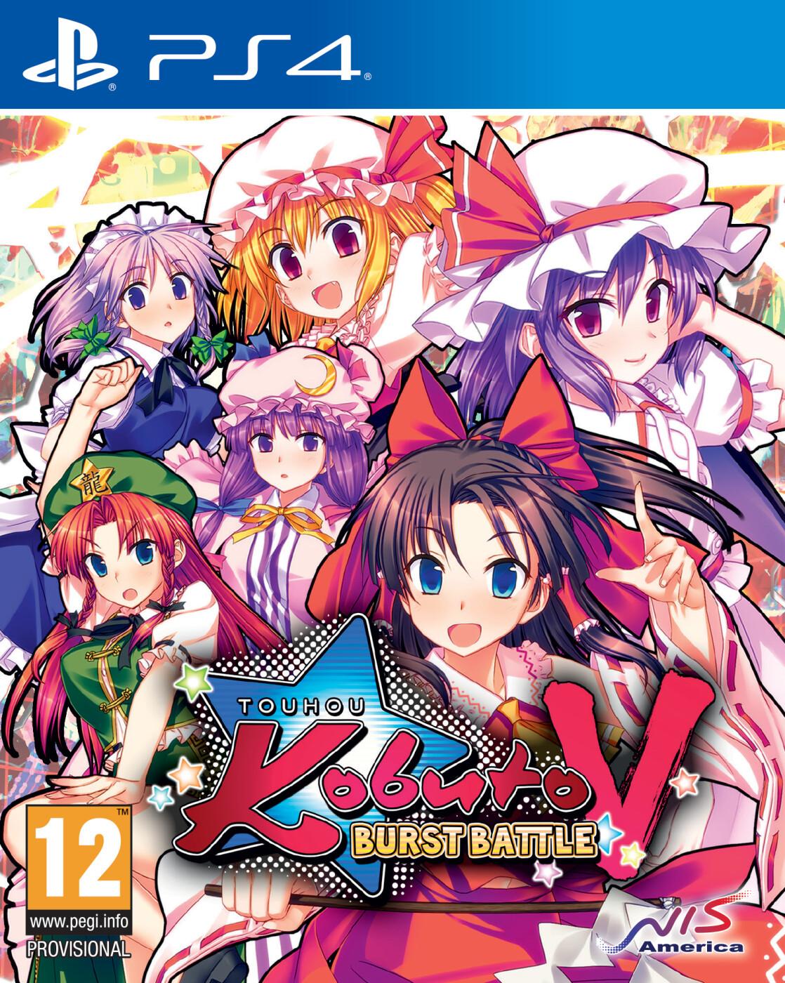 Image of   Touhou Kobuto V: Burst Battle - PS4