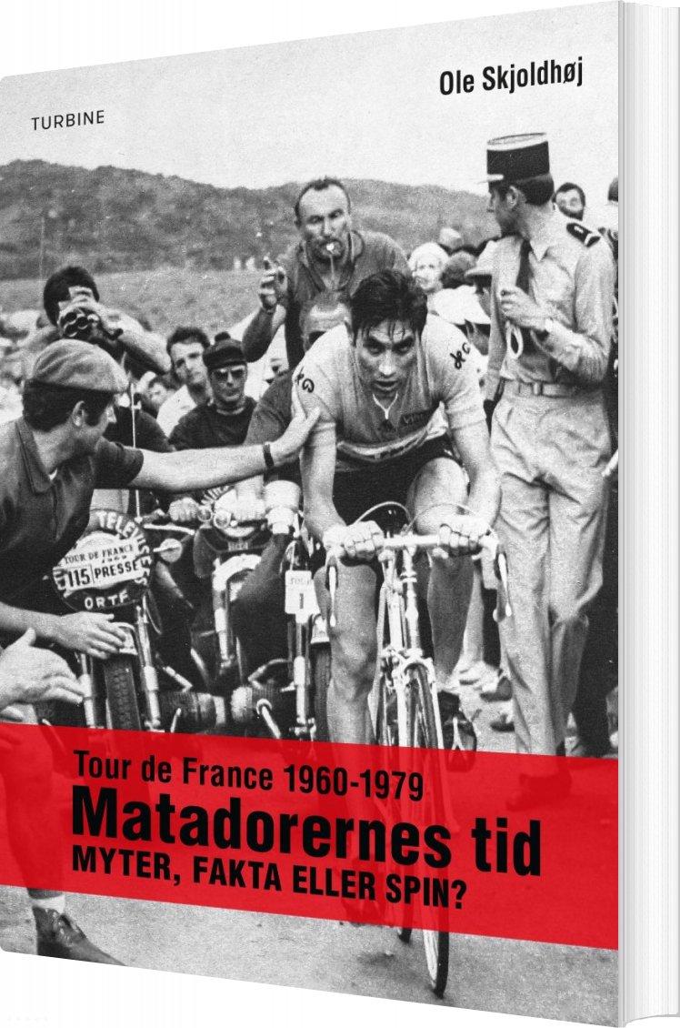 Billede af Tour De France 1960-1979 - Ole Skjoldhøj - Bog