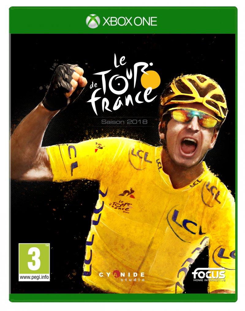 Image of   Tour De France 18 / 2018 - Xbox One