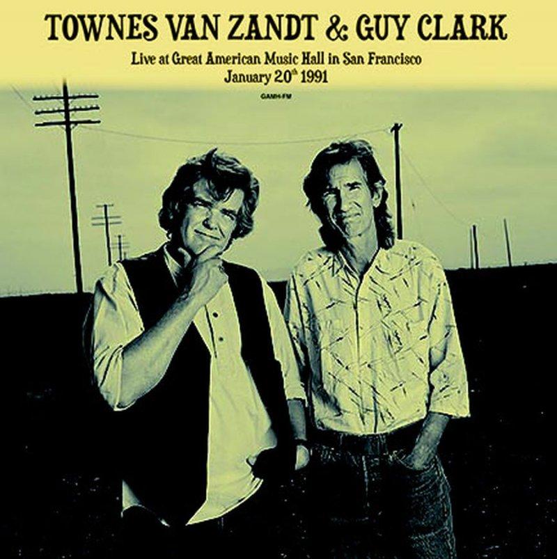 Image of   Townes Van Zandt - Live At Great American Music Hall In San Francisco 1991 - Vinyl / LP