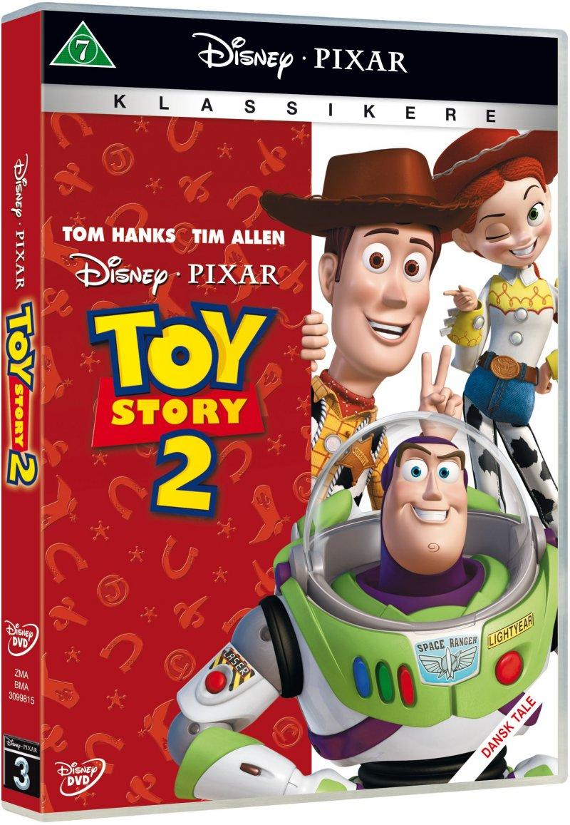 Billede af Toy Story 2 - Disney Pixar - DVD - Film