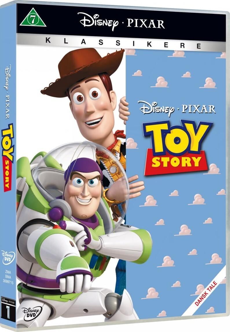Billede af Toy Story - Disney Pixar - DVD - Film
