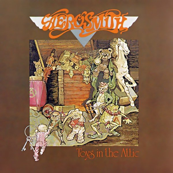 Image of   Aerosmith - Toys In The Attic - Vinyl / LP