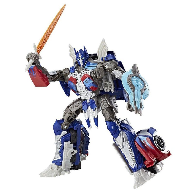 Transformers Generations Voyager Figur - Optimus Prime