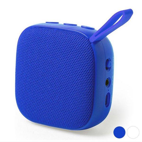 Trådløs Bluetooth Højtaler Med Fm Radio Og Håndfri Funktion – Blå