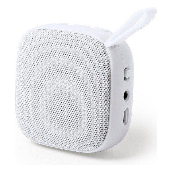 Trådløs Bluetooth Højtaler Med Fm Radio Og Håndfri – Hvid