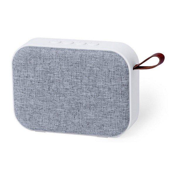 Trådløs Bluetooth Højtaler Med Fm Radio Og Kortlæser – Grå