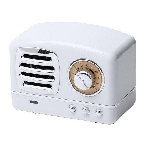 Trådløs Bluetooth Højtaler Med Fm Radio Og Kortlæser – Orange