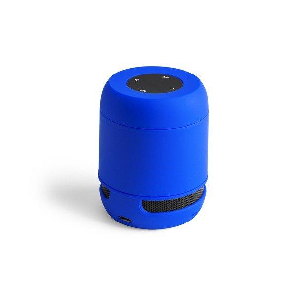 Trådløs Bluetooth Højttaler Med Usb Og Micro Sd – Blå