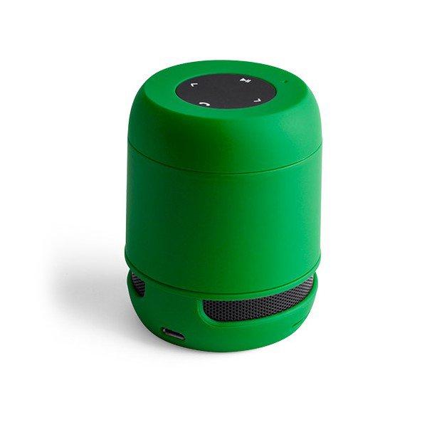 Trådløs Bluetooth Højttaler Med Usb Og Micro Sd – Grøn