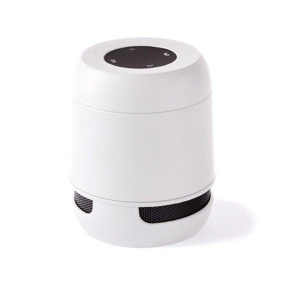 Trådløs Bluetooth Højttaler Med Usb Og Micro Sd – Hvid